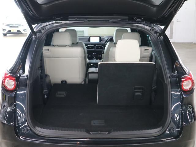 XD Lパッケージ 4WD ディーゼル BOSEサウンド 360度モニター ステア・前後席ヒーター HUD RSRダウンサス マツダコネクトナビ フルセグ Bluetooth ETC パワーバックドア 電動白レザー 禁煙(27枚目)