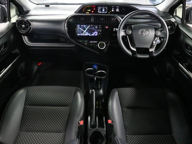 クロスオーバー ドライブレコーダー トヨタセーフティセンスC 純正SDナビ フルセグ BTオーディオ バックカメラ ETC2.0 シートヒーター スマートキー ルーフレール LEDヘッドライト フォグ 純正16アルミ(4枚目)