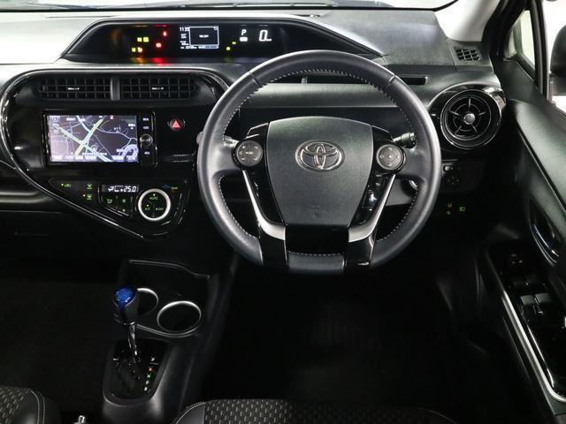 クロスオーバー ドライブレコーダー トヨタセーフティセンスC 純正SDナビ フルセグ BTオーディオ バックカメラ ETC2.0 シートヒーター スマートキー ルーフレール LEDヘッドライト フォグ 純正16アルミ(11枚目)