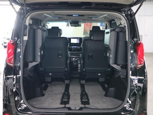 2.5S Cパッケージ 1オーナー ムーンルーフ 後席モニター 前後ドラレコ 9インチ純正ナビ バックカメラ Bluetooth フルセグ 両側電動スライド パワーバックドア ベンチレーション ステアヒーター 100V電源(15枚目)