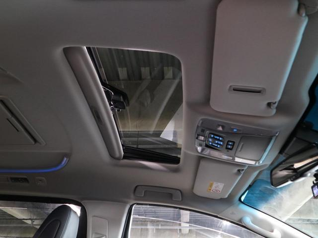 2.5S Cパッケージ 1オーナー ムーンルーフ 後席モニター 前後ドラレコ 9インチ純正ナビ バックカメラ Bluetooth フルセグ 両側電動スライド パワーバックドア ベンチレーション ステアヒーター 100V電源(30枚目)
