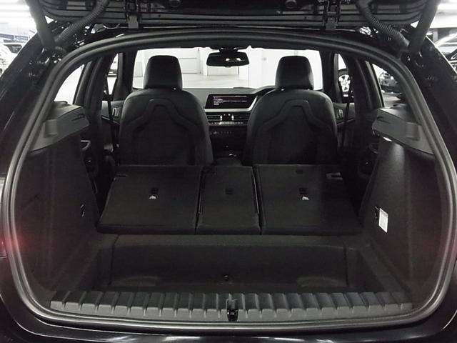 118i Mスポーツ ワイヤレス充電 クロス・トリゴンセンサテックコンビシート パワーバックドア アクティブクルーズ パークアシスト ソナー LEDライト 衝突軽減ブレーキ iDrive バックカメラ ETC2.0 禁煙車(16枚目)