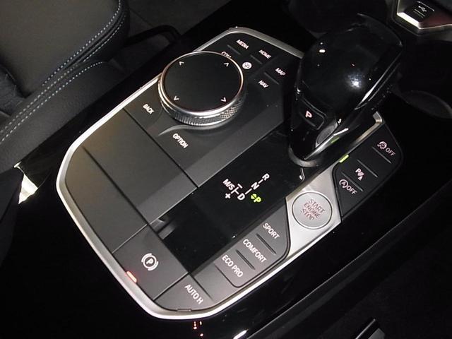 118i Mスポーツ ワイヤレス充電 クロス・トリゴンセンサテックコンビシート パワーバックドア アクティブクルーズ パークアシスト ソナー LEDライト 衝突軽減ブレーキ iDrive バックカメラ ETC2.0 禁煙車(35枚目)