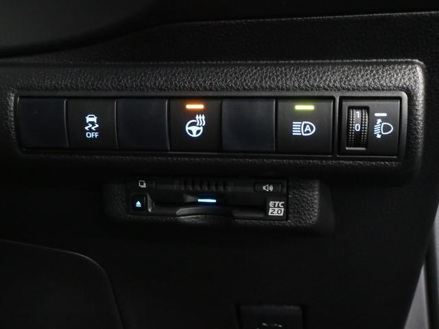 ハイブリッド ダブルバイビー TRDフルエアロ メーカー9インチナビ BTオーディオ バックカメラ ETC2.0 シートヒーター トヨタセーフティセンス クリアランスソナー BSM ドラレコ ナノイー LEDライト 純正17アルミ(17枚目)