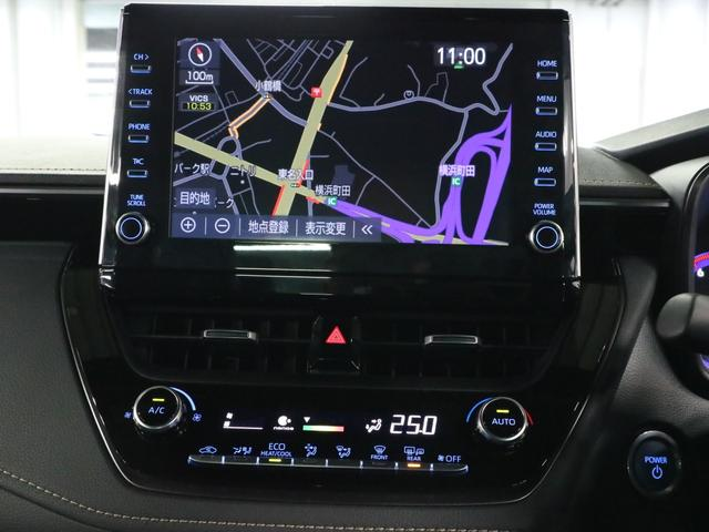 ハイブリッド ダブルバイビー TRDフルエアロ メーカー9インチナビ BTオーディオ バックカメラ ETC2.0 シートヒーター トヨタセーフティセンス クリアランスソナー BSM ドラレコ ナノイー LEDライト 純正17アルミ(26枚目)