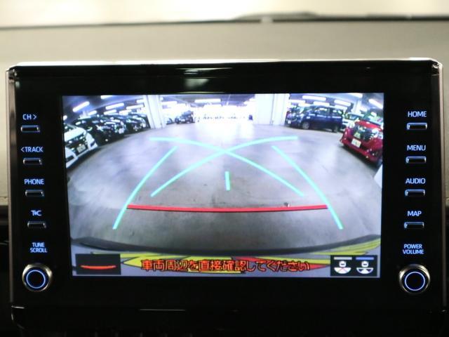 ハイブリッド ダブルバイビー TRDフルエアロ メーカー9インチナビ BTオーディオ バックカメラ ETC2.0 シートヒーター トヨタセーフティセンス クリアランスソナー BSM ドラレコ ナノイー LEDライト 純正17アルミ(30枚目)
