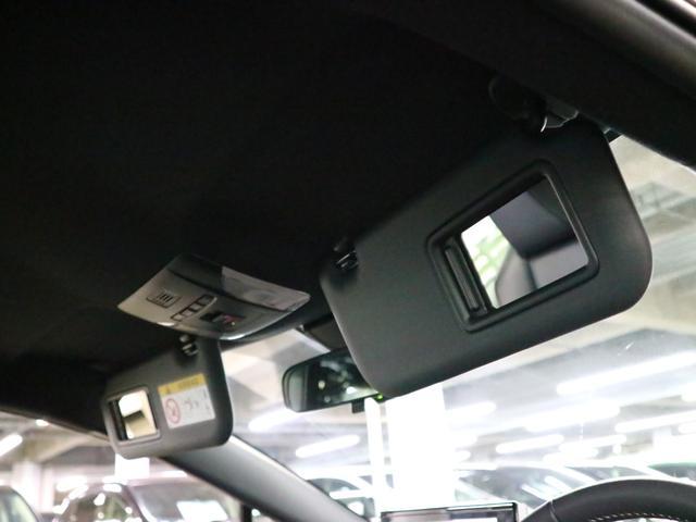 ハイブリッド ダブルバイビー TRDフルエアロ メーカー9インチナビ BTオーディオ バックカメラ ETC2.0 シートヒーター トヨタセーフティセンス クリアランスソナー BSM ドラレコ ナノイー LEDライト 純正17アルミ(48枚目)