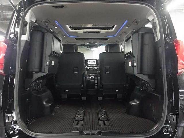 2.5S Cパッケージ サンルーフ ベンチレーション 黒レザー 純正ナビ バックカメラ Bluetooth ETC 両側電動スライド パワーバックドア ステアヒーター 3眼LED セーフティセンス レーダークルーズ 禁煙車(16枚目)