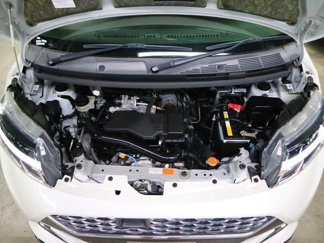 カスタムG S 衝突軽減ブレーキ 車線逸脱警報 両側パワースライドドア 純正SDナビ バックカメラ Bluetoothオーディオ 1セグTV ETC スマートキー クルコン LEDヘッドランプ フォグ 純正14アルミ(21枚目)