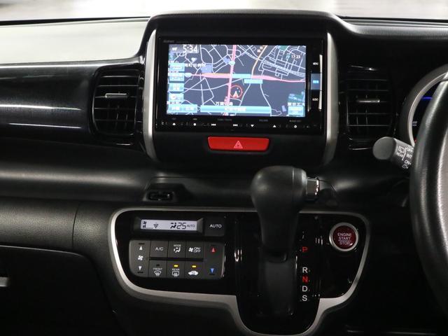 G ターボSSパッケージ あんしんパッケージ 両側電動スライドドア 純正SDナビ バックカメラ 12セグTV BluetoothAudio クルーズコントロール アイドリングストップ パドルシフト HIDライト 純正15アルミ(26枚目)