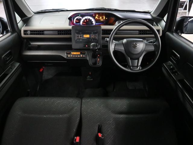 ハイブリッドFX 衝突被害軽減ブレーキ 後方誤発進抑制 リヤパーキングセンサー シートヒーター CD AUX ラジオ アイドリングストップ デュアルセンサーブレーキサポート スマートキー スペアキー・記録簿・取扱説明書(4枚目)