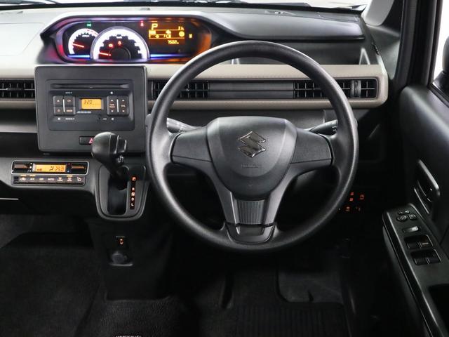 ハイブリッドFX 衝突被害軽減ブレーキ 後方誤発進抑制 リヤパーキングセンサー シートヒーター CD AUX ラジオ アイドリングストップ デュアルセンサーブレーキサポート スマートキー スペアキー・記録簿・取扱説明書(11枚目)