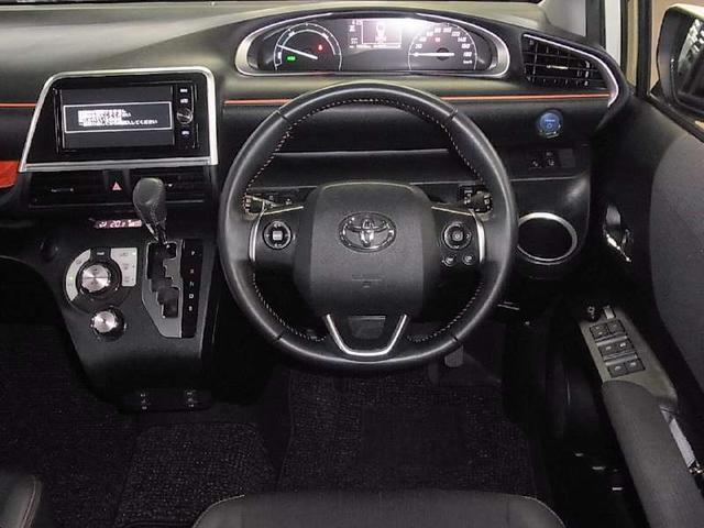 ハイブリッドG クエロ 1オーナー セーフティセンス モデリスタ シートヒーター 両側電動スライド 純正SDナビ バックカメラ フルセグTV Bluetooth DVD ETC LEDヘッドライト スマートキー 禁煙車(11枚目)