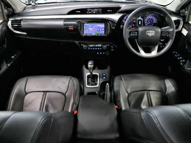 Z 1オーナー 4WD ディーゼルターボ ベッドライナー トノカバー 革調シートカバー ダイヤトーンナビ BTオーディオ バックカメラ ETC2.0 クルコン ダウンヒルアシスト LEDライト 衝突軽減S(4枚目)