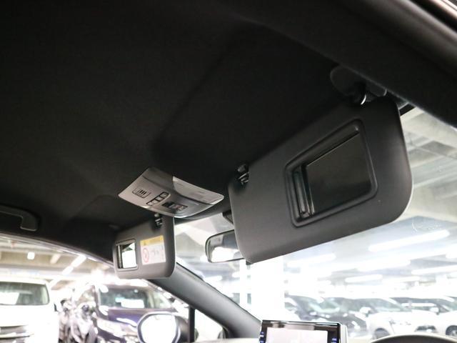 ハイブリッド ダブルバイビー モデリスタフルエアロ ヘッドアップディスプレイ 9インチディスプレイ&ナビキット おくだけ充電 シート・ステアヒーター バックカメラ Bluetooth ETC2.0 セーフティセンス 禁煙(38枚目)