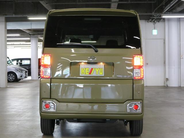 GターボリミテッドSAIII スマートアシスト3 Bluetooth対応新品ナビ 全方位モニター用カメラ 両側パワースライド LEDヘッドライト オートハイビーム 誤発進抑制機能 車線逸脱警告 アイドリングストップ 届出済未使用車(7枚目)
