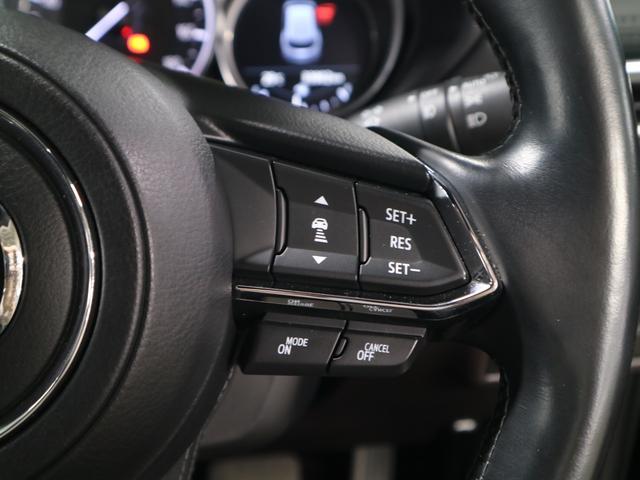 XD Lパッケージ ディーゼルターボ ナッパレザー 電動シート&ポジションメモリー シートヒーター パワーバックドア パーキングセンサー 純正SDナビ サイド&バックモニター 衝突軽減 純正19アルミ ルーフレール(19枚目)