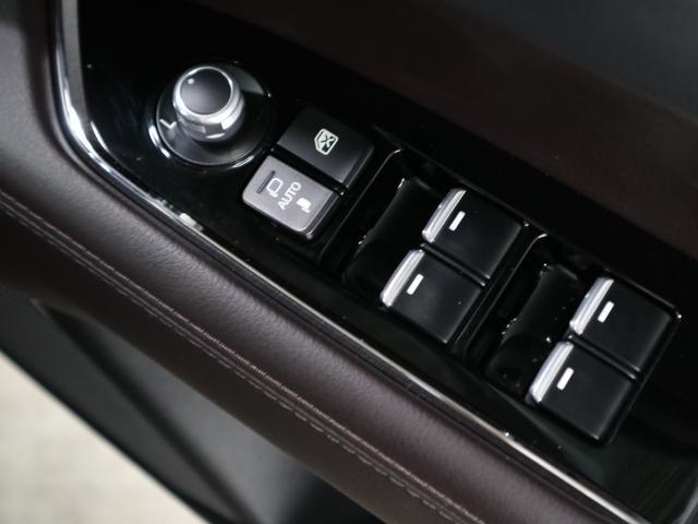 XD Lパッケージ ディーゼルターボ ナッパレザー 電動シート&ポジションメモリー シートヒーター パワーバックドア パーキングセンサー 純正SDナビ サイド&バックモニター 衝突軽減 純正19アルミ ルーフレール(47枚目)