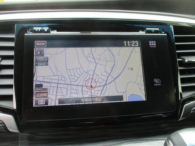 アブソルート・EXホンダセンシング 衝突軽減ブレーキ・メーカーSDナビ・全方位カメラ・フリップダウンモニター・禁煙・1オーナー・RAYS19AW・ハーフレザーパワーシート・BT・TV・DVD・ETC・両電動スライド・オットマン・クルコン(27枚目)