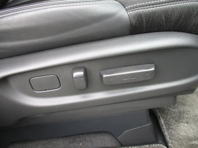 アブソルート・EXホンダセンシング 衝突軽減ブレーキ・メーカーSDナビ・全方位カメラ・フリップダウンモニター・禁煙・1オーナー・RAYS19AW・ハーフレザーパワーシート・BT・TV・DVD・ETC・両電動スライド・オットマン・クルコン(36枚目)