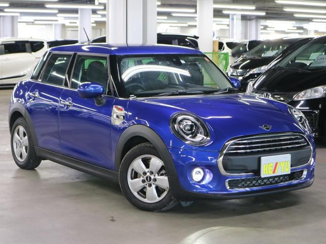 ヴィクトリア 5ドア 特別仕様車 7DCT 1オーナー ドラレコ 純正HDDナビ バックカメラ Bluetooth LEDライト アイドリングストップ ユニオンジャックテールランプ 純正15AW スペアキー 禁煙車(4枚目)