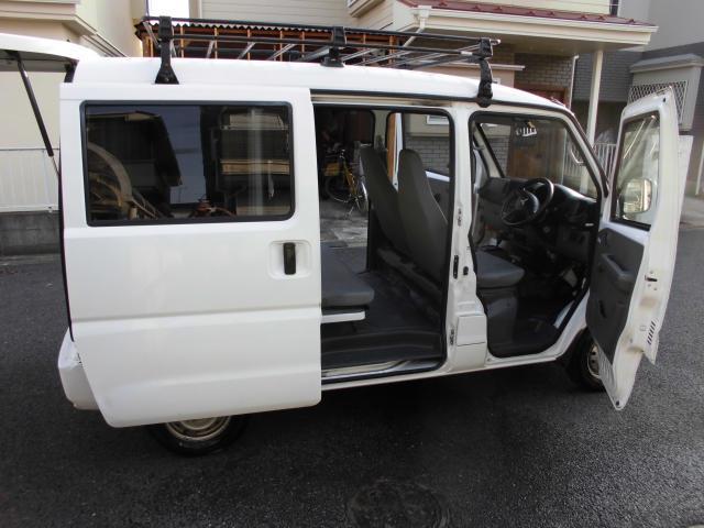 三菱 ミニキャブバン CD 運転席エアバッグ エアコン パワステ キーレス