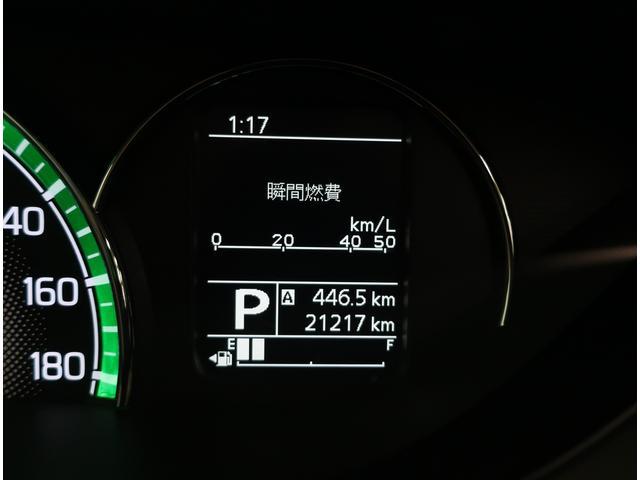 走行距離は21217kmです!