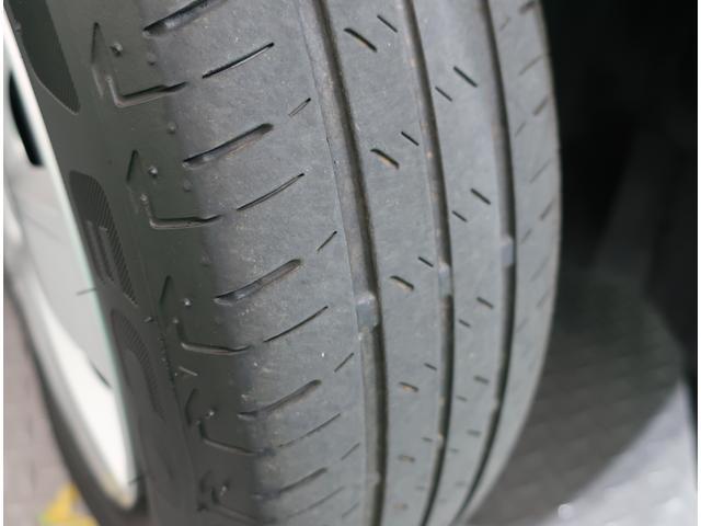 タイヤの溝もしっかり!