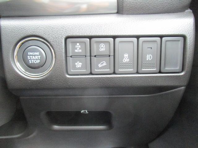 各種操作スイッチは運転席から届きやすい位置に!