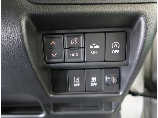 アイドリングストップシステム搭載!エコドライブのサポートをします!