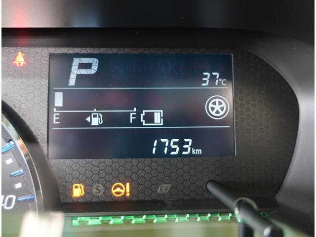 走行距離は1753kmです!