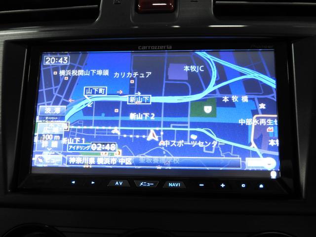 スバル フォレスター 2.0XT アイサイト HDDナビ バックカメラ ETC