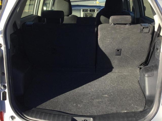 トヨタ ラクティス X Vパッケージ