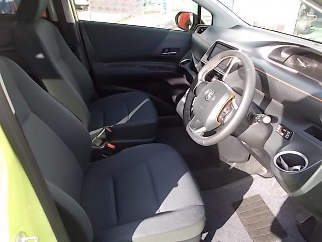 トヨタ シエンタ ハイブリッドG 両側自動ドア スマートキー
