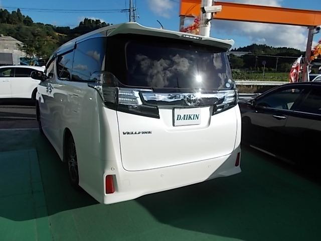 トヨタ ヴェルファイア 2.5Z Aエディション ツインナビTV 両側自動ドア