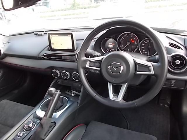 マツダ ロードスターRF RS SDナビTV エアロ レカロシート