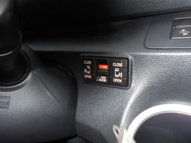 ファンベースG SDナビ 地デジ Bモニター 両側自動ドア スマートキー ワンオーナー(13枚目)