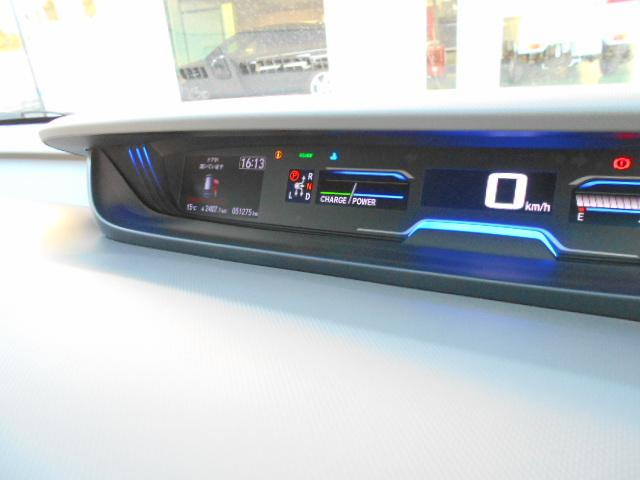 ハイブリッドEX ホンダセンシング 純正ナビ 地デジ Bモニター 両側自動ドア シートヒーター DVD再生(10枚目)