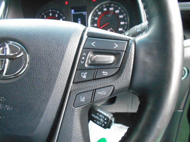 2.5Z Gエディション 大画面ナビTV 後席モニター 黒レザーエアーシート 両側自動ドア 禁煙車 3眼LED(12枚目)