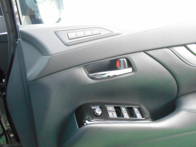 2.5Z Gエディション 大画面ナビTV 後席モニター 黒レザーエアーシート 両側自動ドア 禁煙車 3眼LED(13枚目)