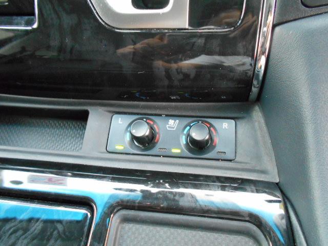 2.5Z Gエディション 大画面ナビTV 後席モニター 黒レザーエアーシート 両側自動ドア 禁煙車 3眼LED(15枚目)