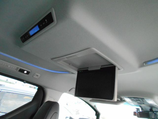 2.5Z Gエディション 大画面ナビTV 後席モニター 黒レザーエアーシート 両側自動ドア 禁煙車 3眼LED(17枚目)