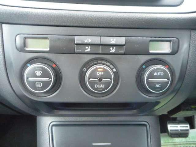 フルオートエアコンは、温度設定だけで車内を快適に保ってくれる優れ物!