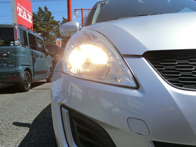 スズキ スイフト XG未使用・新品ナビ・キーフリー・オートAC・CVT・ABS