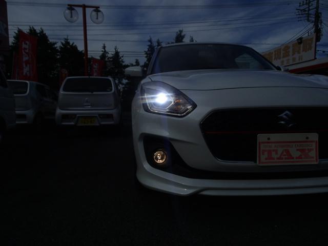 スズキ スイフト RS 新品ナビ・DJE・5MT・アルミ・ステリモ・Sヒータ