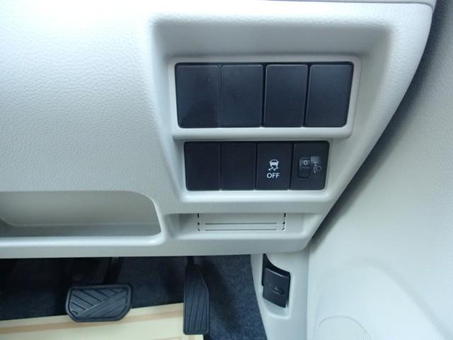 スズキ ワゴンR FA 届出済未使用・キ-レス・イモビ・CVT・ESP・ABS