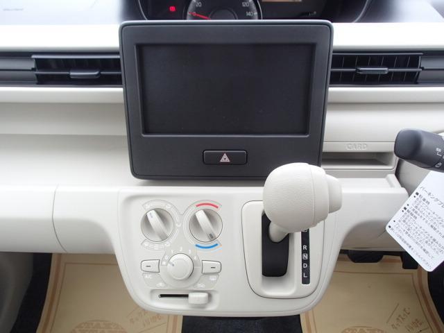 スズキ ワゴンR FA 届出済未使用車・キ-レスキー・イモビ・CVT・ESP