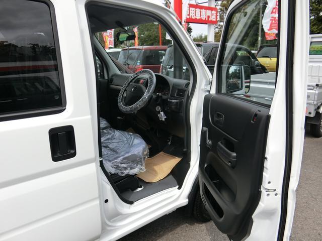 ホンダ アクティバン SDX 届出済未使用・MR・キーレス・スペアタイヤ