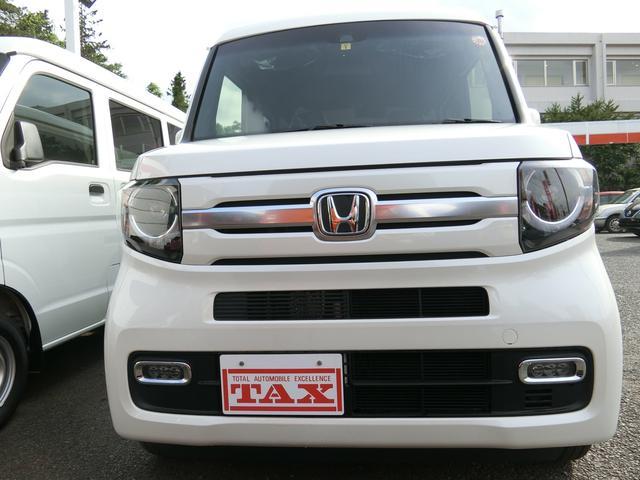 ファン・ホンダセンシング届出済未使用車・LEDライト・Bカメ(6枚目)
