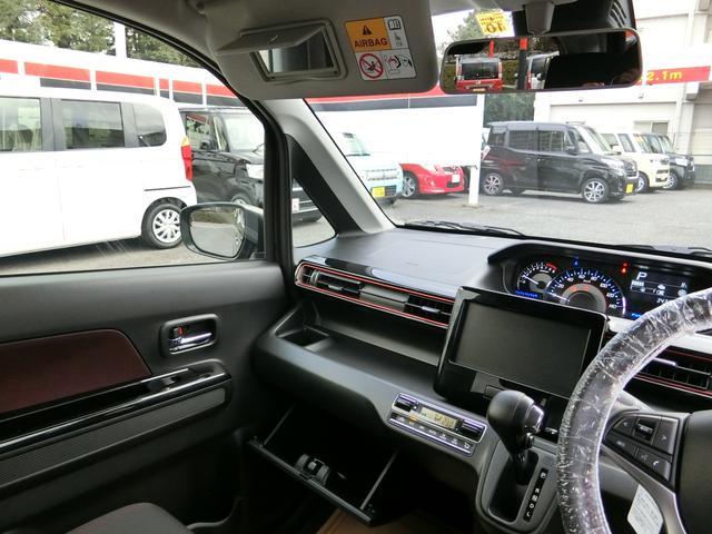 ハイブリッドX 走行3437KM/セーフティパッケージ装着車/デュアルセンサーブレーキサポート/車線逸脱警報機能/誤発進抑制機能/ヘッドアップディスプレイ/LEDヘッドライト/プッシュスタート/スマートキー(19枚目)
